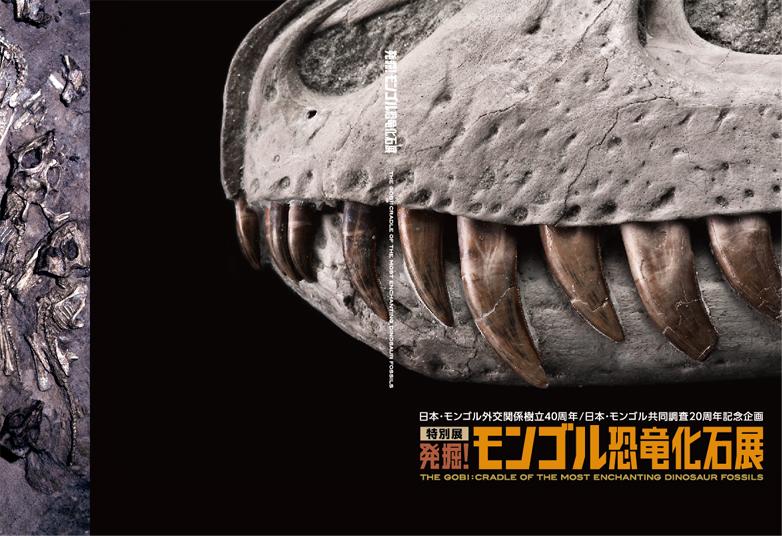 モンゴル恐竜化石展2